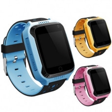 Smart Baby Watch Wonlex GW 500s с камерой